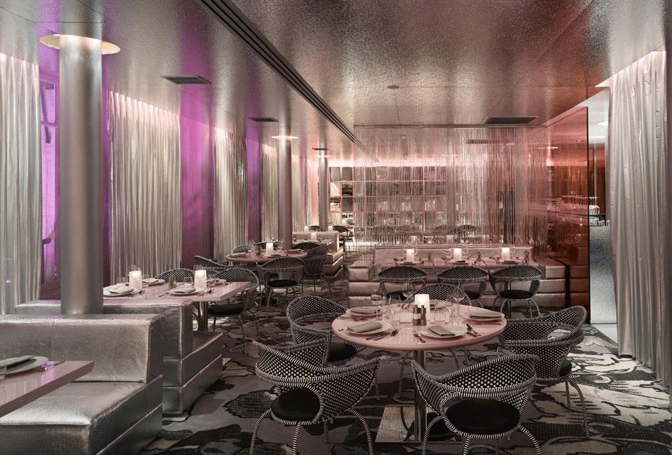 Fauchon Restaurant Paris