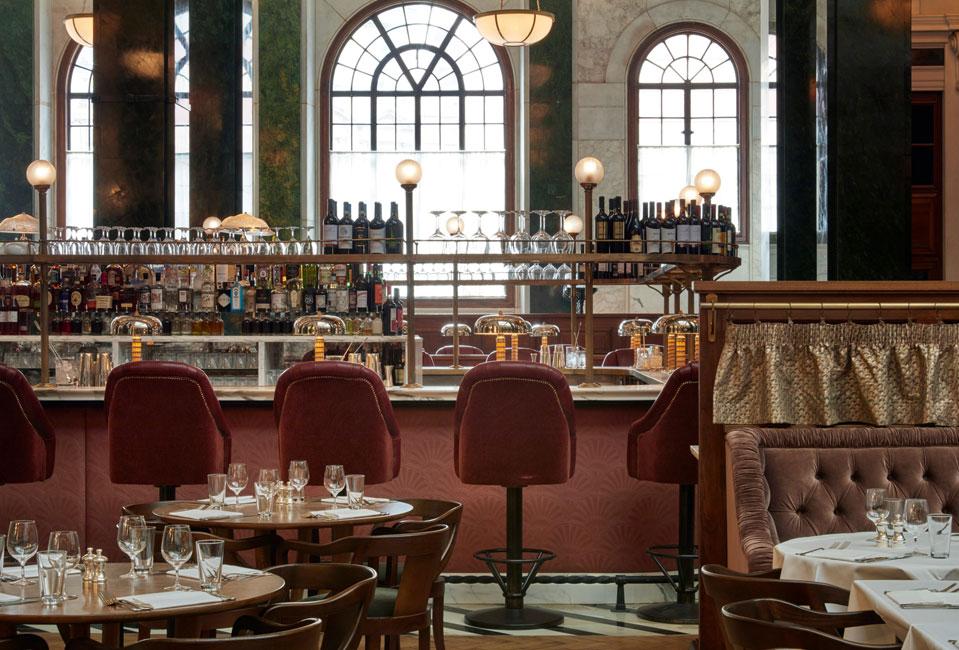 The Ned Cecconi Restaurant