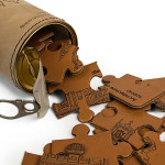 Leather puzzle